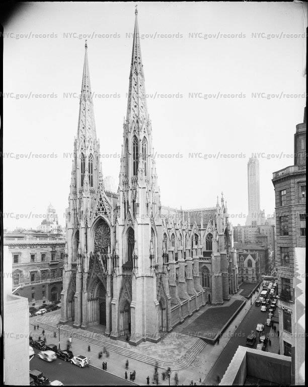Saint Patrick's R.C. Cathedral
