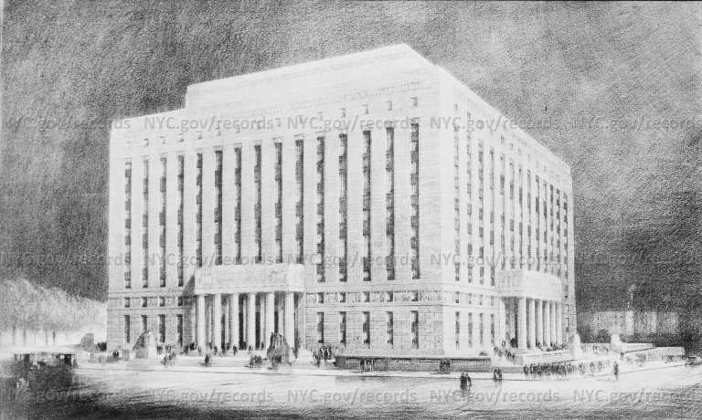 Bronx County Building