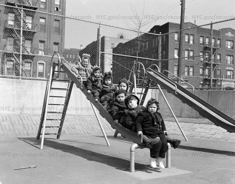 Playground, Alex Metz memorial field