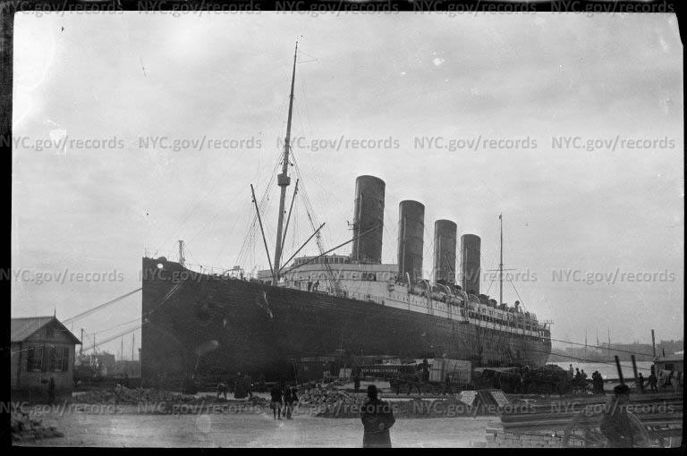 S.S. Lusitania