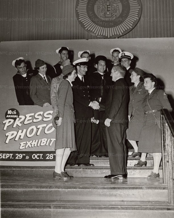 Press Photo Exhibit, presented by Press Photographers Association of NY.