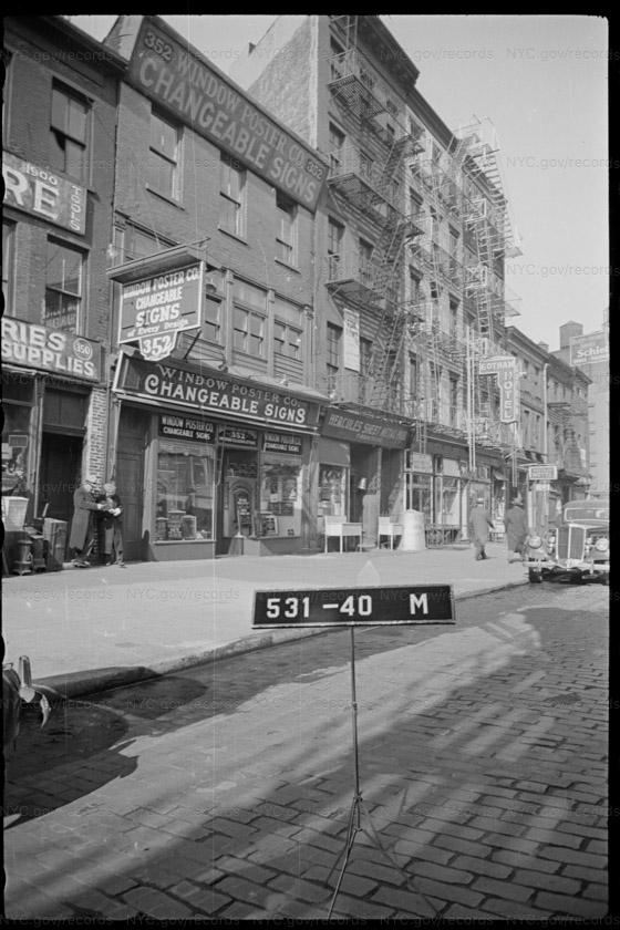 354 Bowery