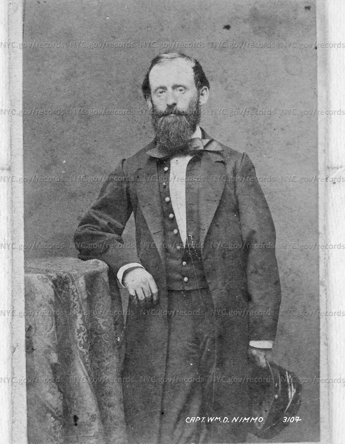 Captain William D. Nimmo